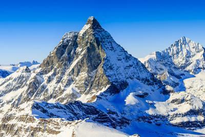 Matterhorn, Swiss Alps - Panorama by Gorilla