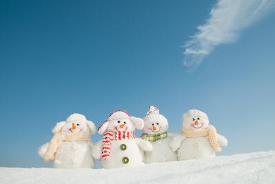 Happy Snowman Team