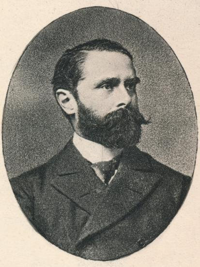 'Goring-Thomas.', 1895-Unknown-Photographic Print