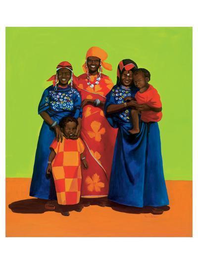 Gorom Gorom Burkina Faso-Renate Holzner-Art Print