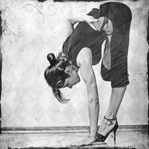 Beautiful Yoga Black And White Photography Artwork For Sale Posters