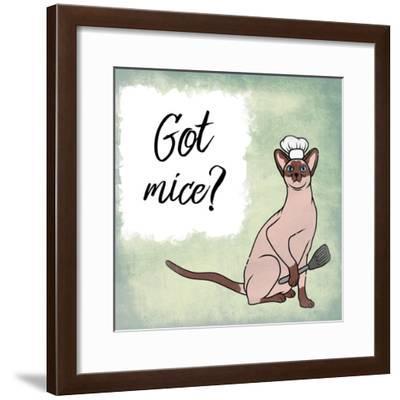 Got Mice-Marcus Prime-Framed Art Print