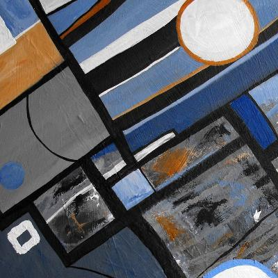 Got The Blues II-Ruth Palmer-Art Print