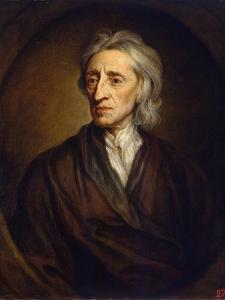 Portrait of the Physician and Philosopher John Locke, (1632-170), 1697 by Gotfrey Kneller
