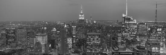 Gotham City 8-2-Moises Levy-Photographic Print
