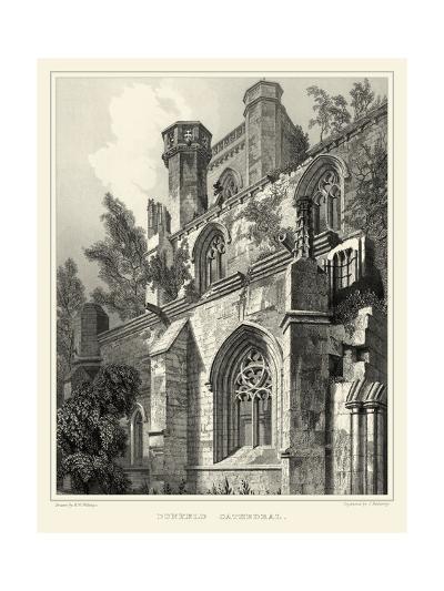 Gothic Detail VII-R^w^ Billings-Art Print