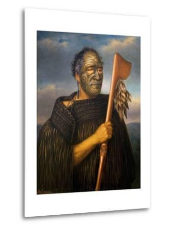 Maori Chief Tamati Waka Nene