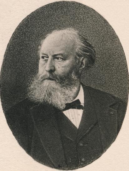 'Gounod.', c1893, (1895)-Unknown-Photographic Print