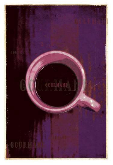 Gourmand: Cup II-Pascal Normand-Art Print