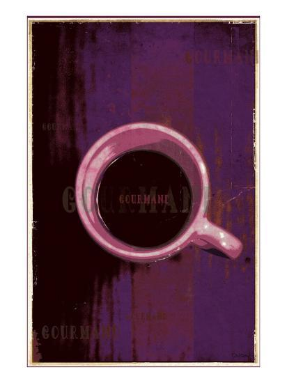 Gourmand- Cup II-Pascal Normand-Art Print