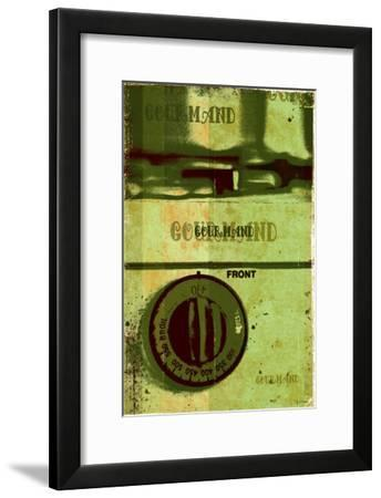Gourmand: Front II-Pascal Normand-Framed Art Print