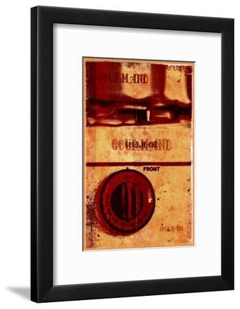 Gourmand - Front III-Pascal Normand-Framed Art Print
