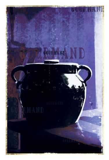 Gourmand: Pot I-Pascal Normand-Art Print