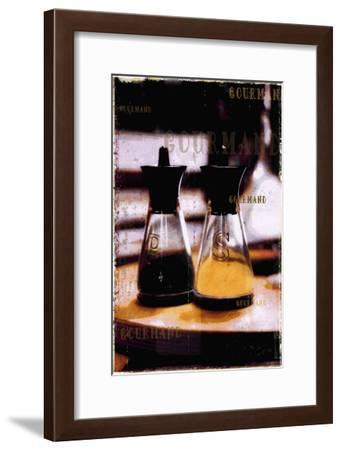 Gourmand: Salt & Pepper II-Pascal Normand-Framed Art Print