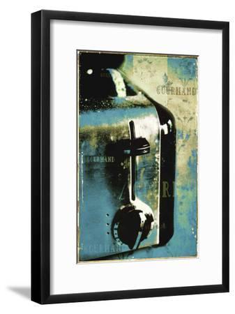 Gourmand: Toaster I-Pascal Normand-Framed Art Print