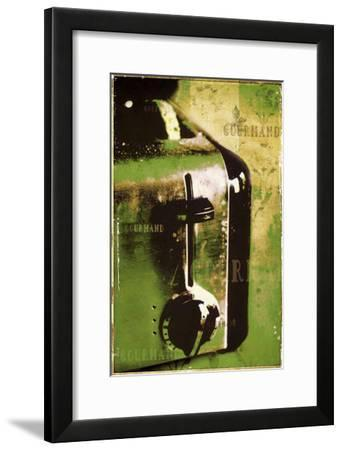 Gourmand: Toaster II-Pascal Normand-Framed Art Print