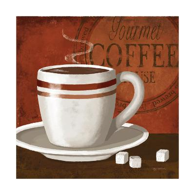 Gourmet Coffee-Kathy Middlebrook-Art Print