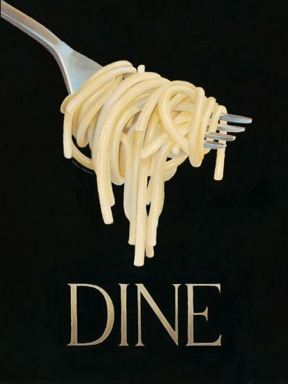 Gourmet Pasta-Marco Fabiano-Premium Giclee Print