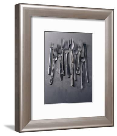 Gourmet-Romulo Yanes-Framed Premium Photographic Print