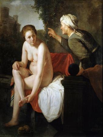 Bathing Bathsheba, 17th Century