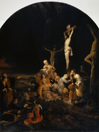 Calvary, 1649