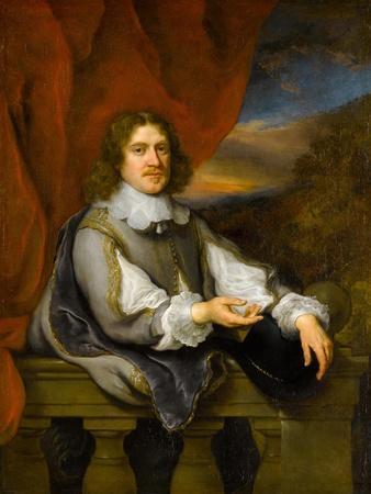 Portrait of a Gentleman , 1646