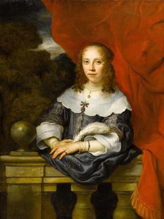 Portrait of a Lady , 1646