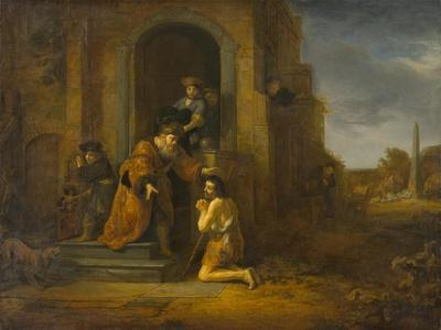 The Return of the Prodigal Son, c.1640-1642