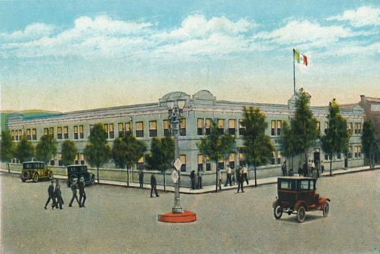 'Government Building', c1939-Unknown-Giclee Print