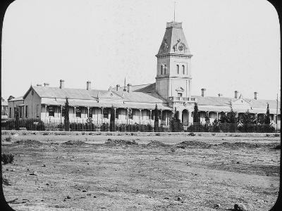 Government Buildings, Bloemfontein, South Africa, C1890--Photographic Print