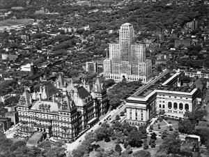 Government Buildings in Albany