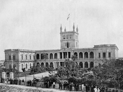 Government House, Asuncion, Paraguay, 1911--Giclee Print