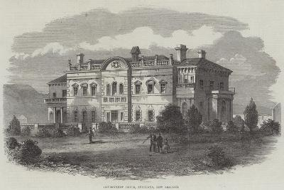 Government House, Auckland, New Zealand--Giclee Print