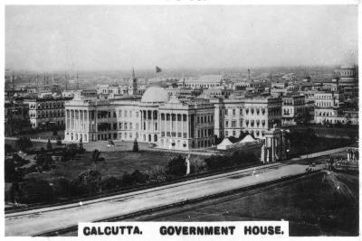 Government House, Calcutta, India, C1925--Giclee Print