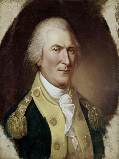 Governor Arthur St Clair-Charles Willson Peale-Giclee Print