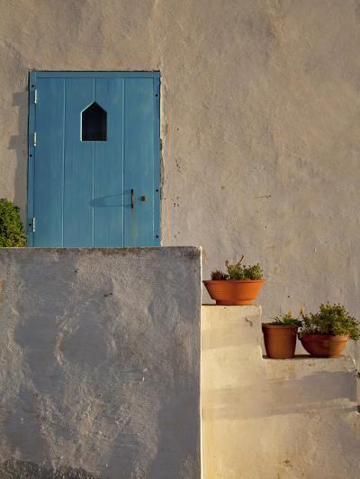Gozo, Malta, Europe, a Residential House Near the Sea-Ken Scicluna-Photographic Print