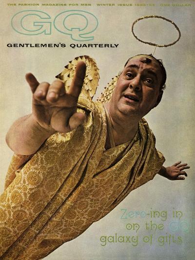 GQ Cover - December 1962-Art Kane-Premium Giclee Print