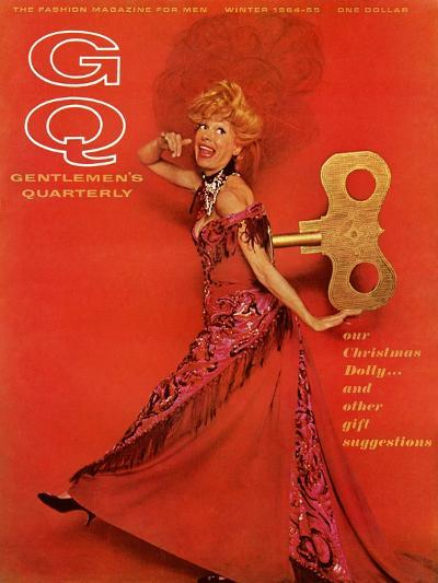 GQ Cover - December 1964-Chadwick Hall-Premium Giclee Print