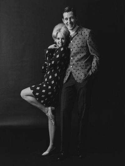 GQ - February 1967-Leonard Nones-Premium Photographic Print