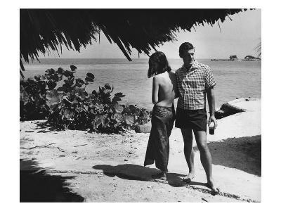 GQ - June 1966-Peter Levy-Premium Photographic Print