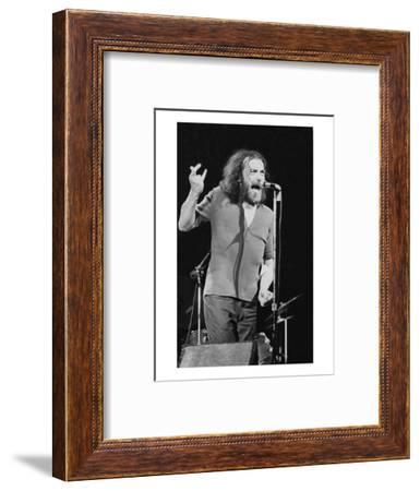 GQ - November 1970-Raeanne Rubenstein-Framed Premium Photographic Print