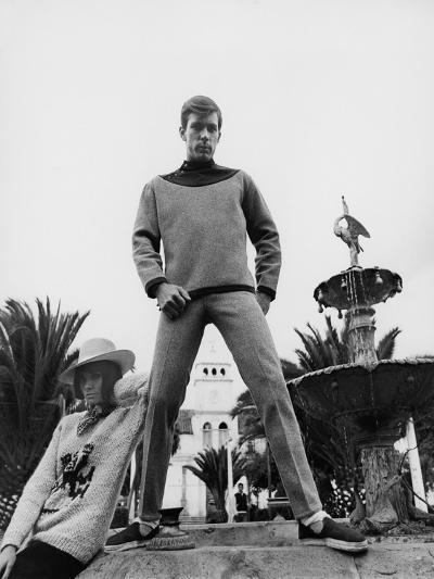 GQ - October 1967-Leonard Nones-Premium Photographic Print