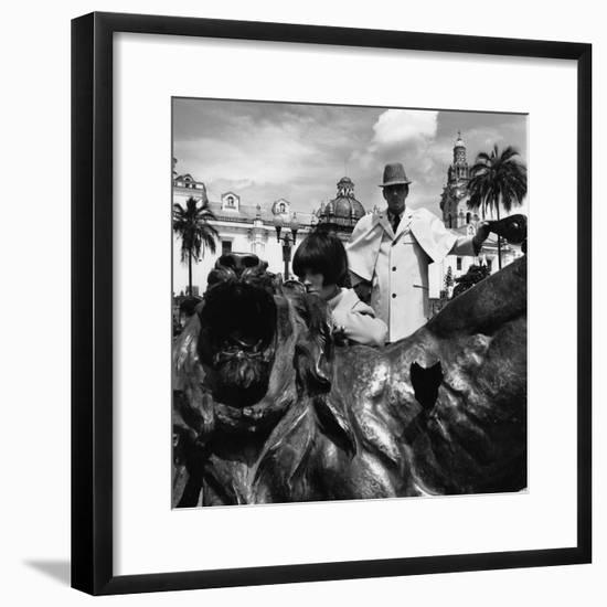 GQ - October 1967-Leonard Nones-Framed Premium Photographic Print