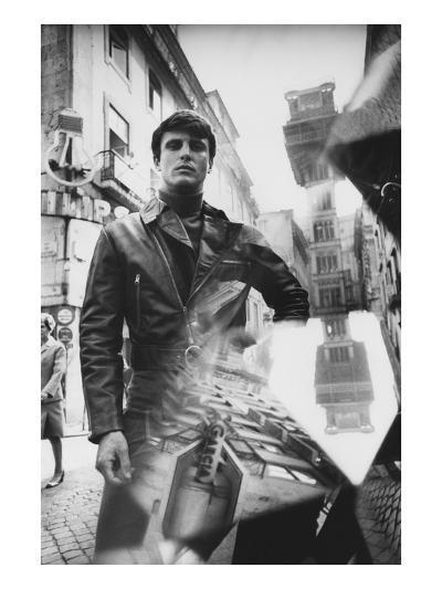GQ - October 1968-Leonard Nones-Premium Photographic Print