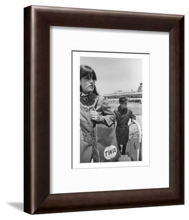 GQ - October 1968-Leonard Nones-Framed Premium Photographic Print