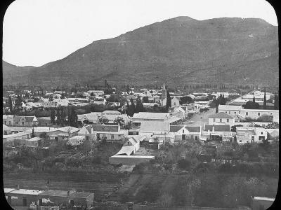Graaff-Reinet, South Africa, C1890--Photographic Print
