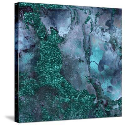 Abstract Malachite Gemstone by Grab My Art
