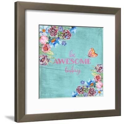 Awesome Floral Flowers - Square