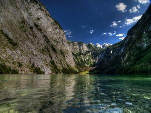 Koenigssee Lake Alpes Mountains Bavaria 2 by Grab My Art