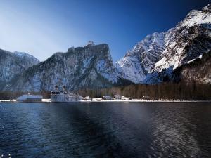 Koenigssee Lake Alpes Mountains Bavaria 3 by Grab My Art